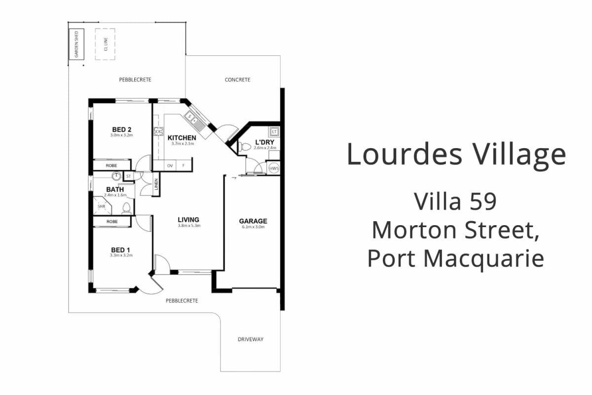 Villa 59 Lourdes Village